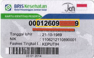 Cara Mudah Mengetahui Nomor Kartu BPJS Kesehatan yang Hilang