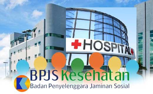 Daftar Rumah Sakit Rujukan BPJS Kesehatan di Jakarta